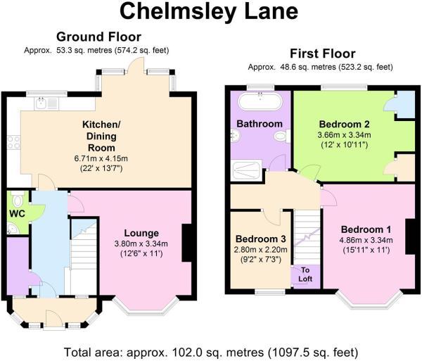 36 Chelmsley Lane -