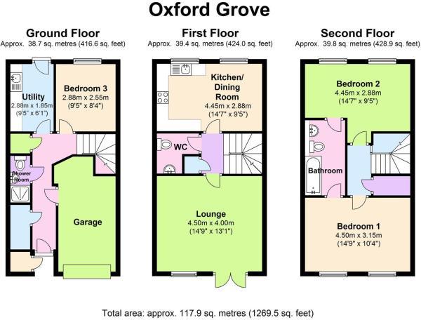 75 Oxford Grove - Fl