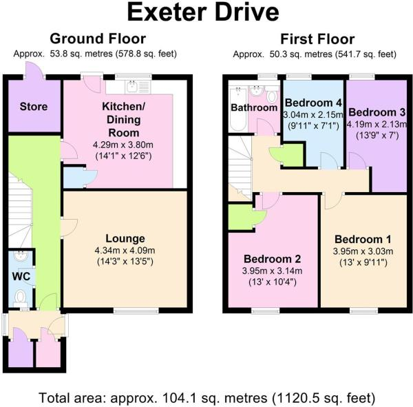 104 Exeter Drive - F
