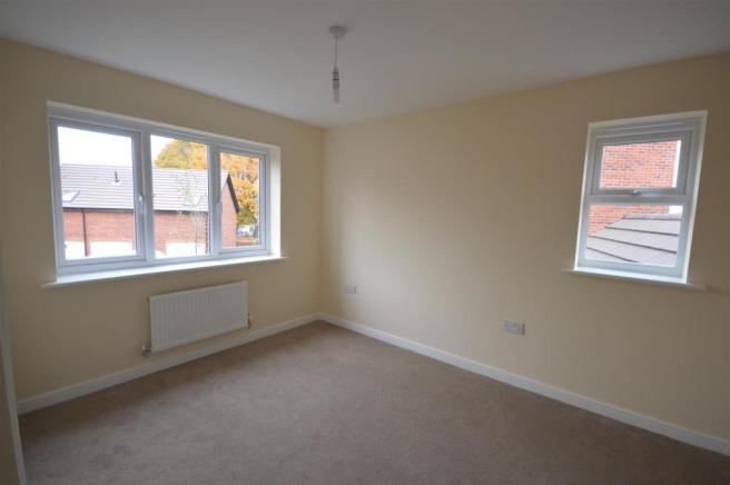 Bedroom Two with En-