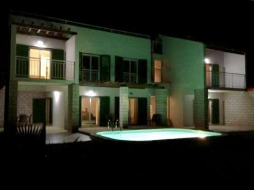 Villa Night view