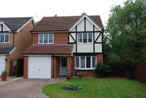 4 bedroom Detached house to rent in George Butler Close...