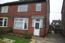 semi detached property in Thompson Street...