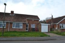 2 bedroom Semi-Detached Bungalow to rent in Meadow Close, Goxhill...