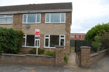 semi detached property in Mendip Road, Scunthorpe...