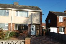 semi detached home in Lunns Crescent...