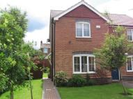 semi detached house in Kingfisher Close...