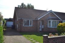 Detached Bungalow to rent in TENNYSON CLOSE, Caistor...