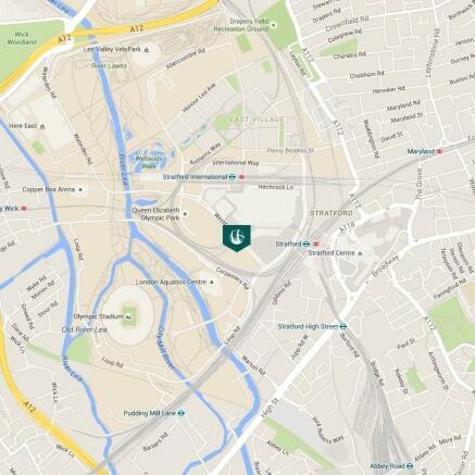 Glasshouse Map