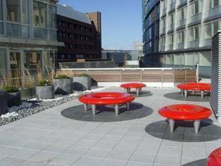 1 Park West terrace.