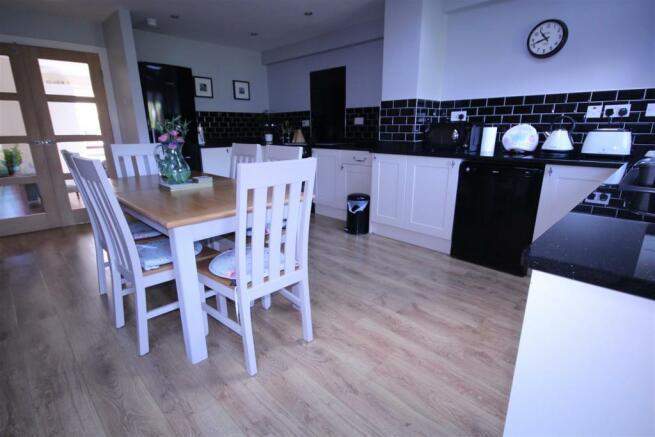 Topcliffe kitchen -