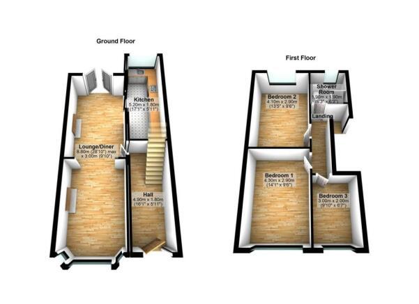Bingley Road Floorplan
