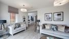 Family room Rosebury new homes for sale Chesterfield