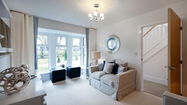 Living room Rosebury
