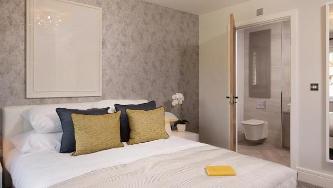 Rosebury Master bedroom view 4