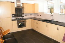3 bed house in Arrowsmith Road...