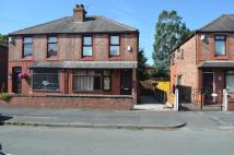 2 bedroom semi detached house to rent in Davenham Avenue...