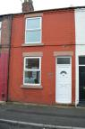 Terraced house in Forster Street...