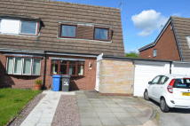 3 bed semi detached house in Sheerwater Close...