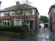 semi detached house to rent in Queens Drive, Grappenhall