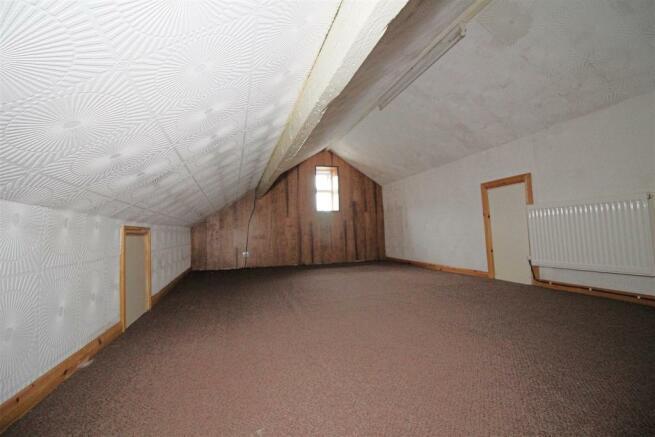 2nd Loft Room