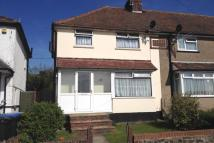 semi detached property in Dane Valley Road...