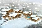 1 bed new Apartment for sale in La Clusaz, Haute Savoie...