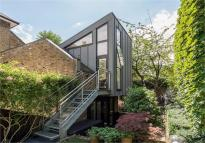 semi detached home for sale in Ospringe Road, London...