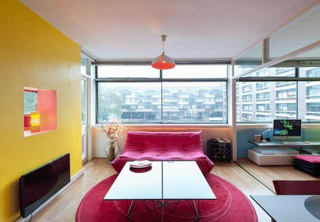 1 Bedroom Apartment To Rent In Great Arthur House Golden Lane Estate London Ec1 Ec1y