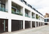 Terraced house in Shirland Mews, London, W9