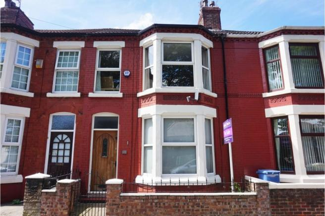 3 bedroom terraced house for sale in lisburn lane for Furniture 66 long lane liverpool