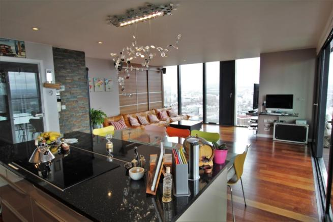Living Kitchen
