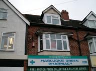 2 bedroom Apartment to rent in Haslucks Green Road...