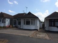 Elmay Road Semi-Detached Bungalow to rent