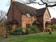 Detached house in Brockhurst Lane...