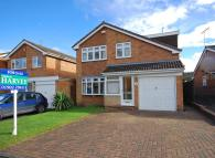 4 bed Detached home in West Hall Close, Brewood...