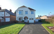 Detached home for sale in Windmill Lane...