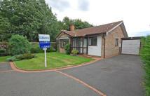 Detached Bungalow for sale in VANBRUGH COURT, Perton...