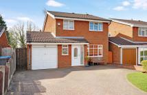 4 bed Detached house in Carisbrooke Road, Perton...
