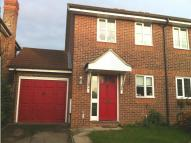 semi detached property to rent in Oakham Close...
