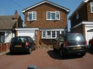 Detached property to rent in Hall Farm Road, Benfleet...