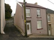 End of Terrace home in Regent Street, Dowlais