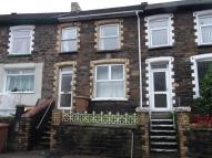 Terraced house to rent in Newport Road, Cwmcarn...