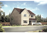 Detached property for sale in Plot 26 - The Garth @...