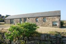 2 bed Barn Conversion in Lower Boscaswell...