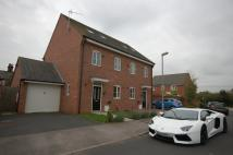 4 bed house in John Ford Way, Arclid...