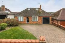 Manor Road Detached house to rent