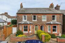 3 bedroom semi detached property to rent in Cowper Road, Harpenden...