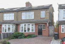 4 bed semi detached property in Overstone Road...