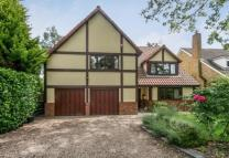 Detached house in Stewart Road, Harpenden...